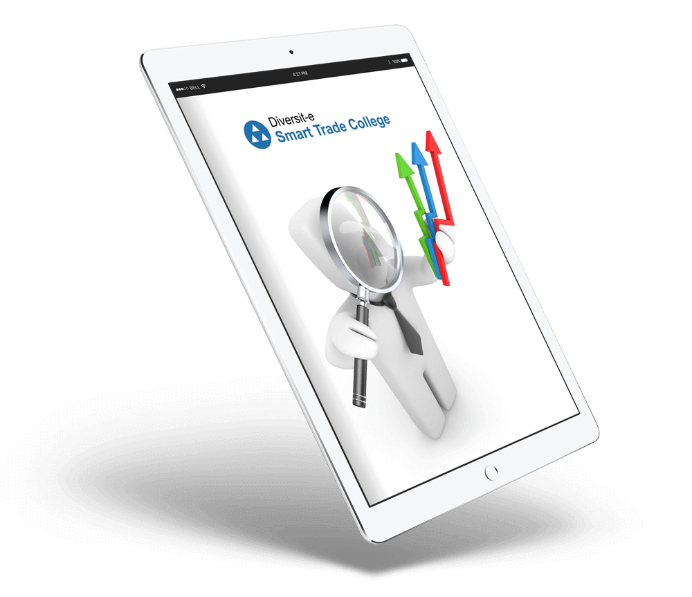Basic Technical Analysis Free eBook on a tablet