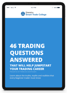 46 trading questions answered that will help jumpstart your trading career Free eBook e-book