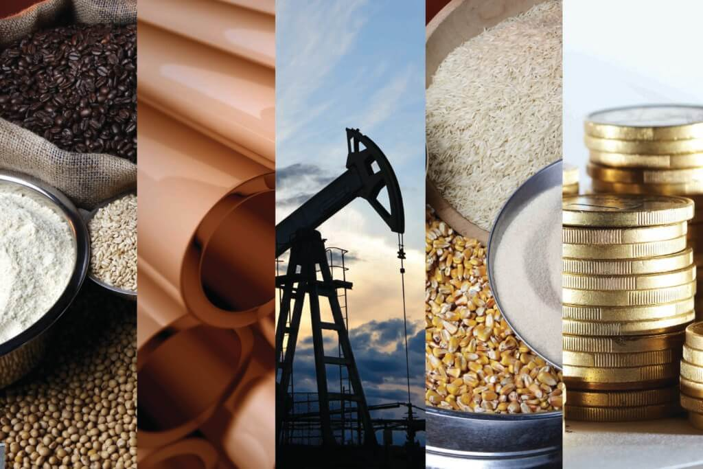 what commodities can you trade